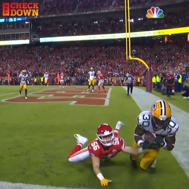 Was this  pass the Dime of the Year?  (via ...