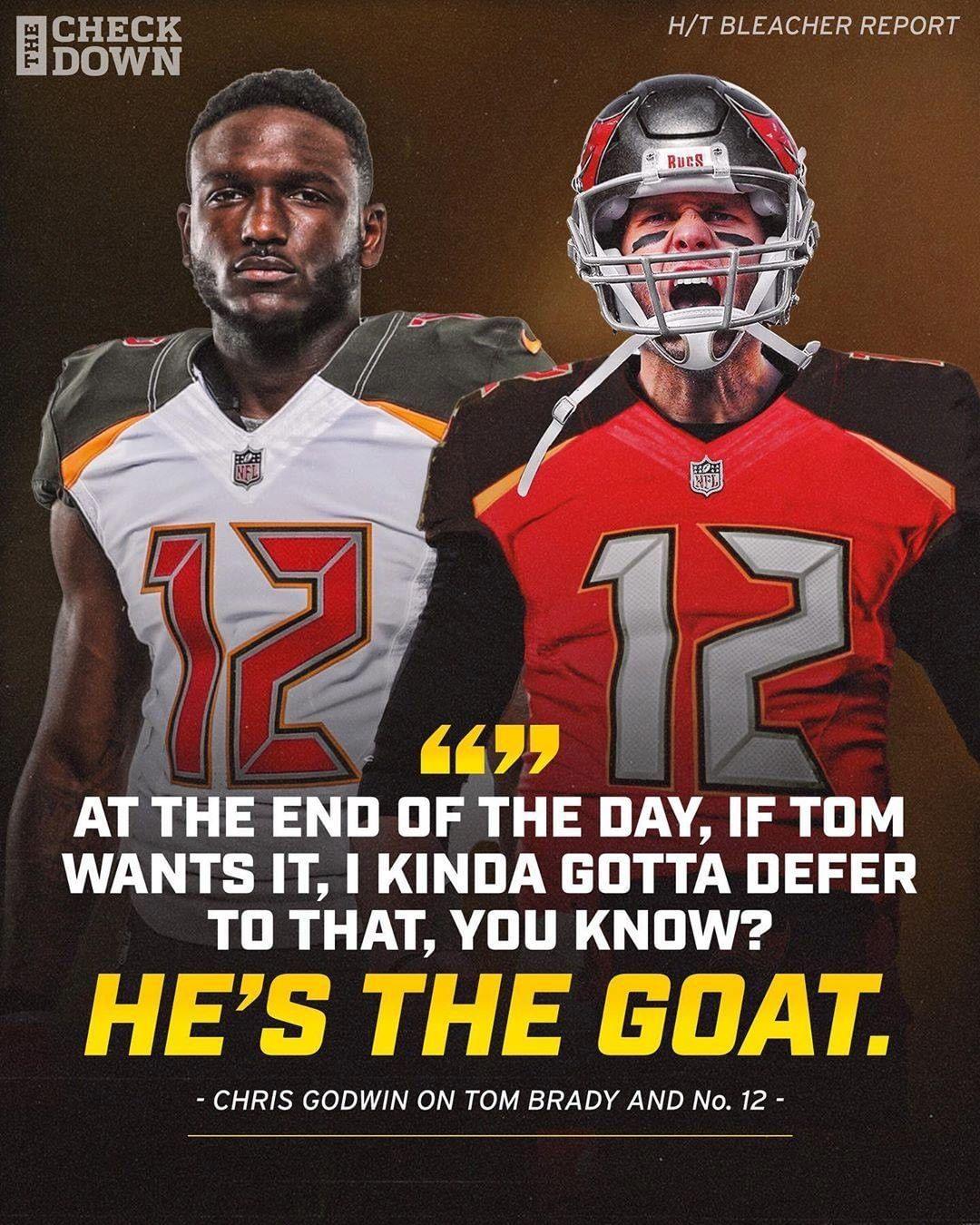 Will  still wear no. 12 in Tampa?  (via ...