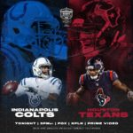 Winner takes the lead in the AFC South. Who ya got? - :  - TONIGHT 8pm ET on  | ...