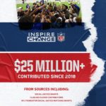 With contributions from players, teams and the NFL, the league's social justice ...