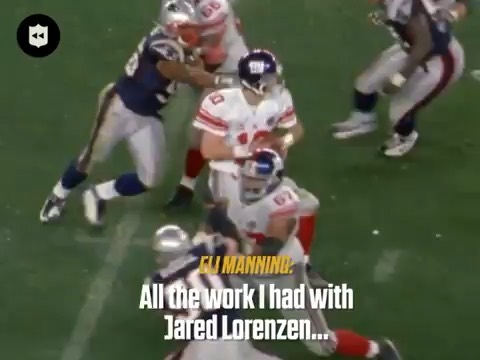 Without Jared Lorenzen, the Helmet Catch might never have happened.? ? Rest In P...