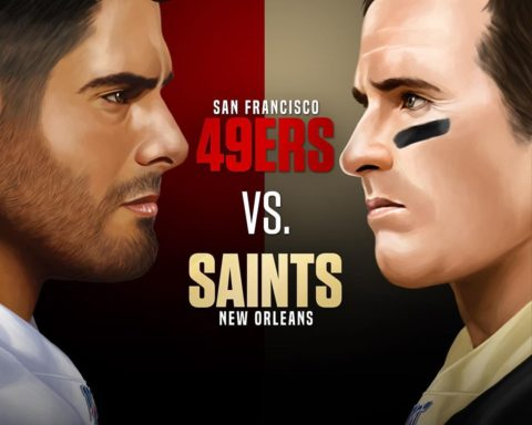 and the   and the  BIG game in the NFC.  :  — TOMORROW 1pm ET on FOX : NFL app ...