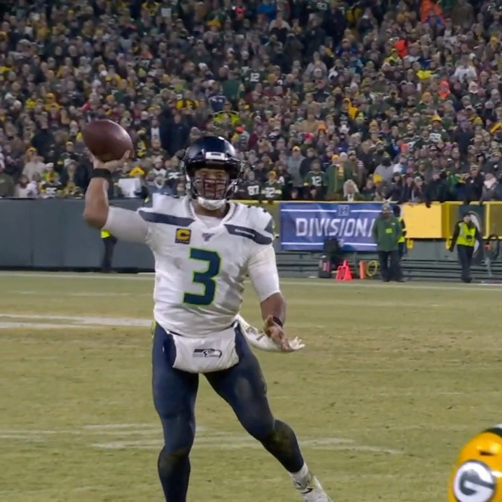 answer with a  strike to   - :  on FOX : NFL app // Yahoo Sports app...