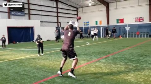 getting some work in with   (via  h/t ...