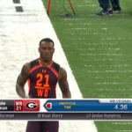 ran a 4.34 40-yard dash at the 2019 Combine.  - : 2020  starts Thursday 4pm ET ...