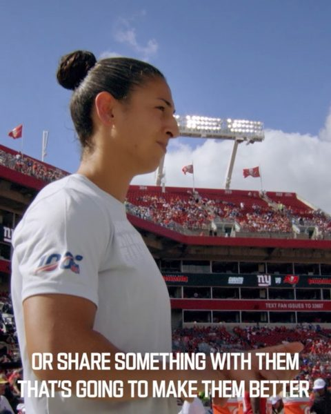 strength and conditioning coach Maral Javadifar is breaking barriers in the wei...