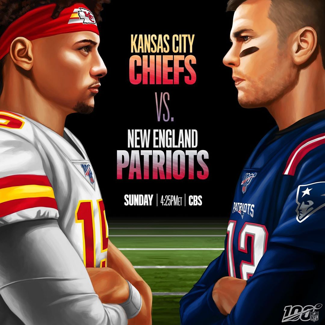 vs.  Part III - :  -- Sunday  at 4:25pm ET on CBS : NFL app // Yahoo Sports app...