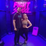 """FIGHT SCHOOL IS LIVE!!! Today's lesson is """"How to Beat Jon Jones"""", with   a guy ..."""
