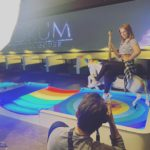 Right where I belong. On top of a magical unicorn  Playing golf on a rainbow   ...