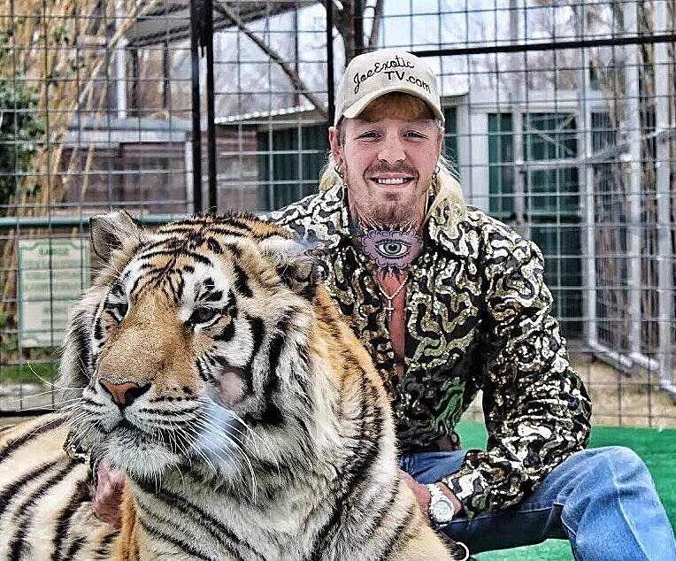 The real Tiger King  ...