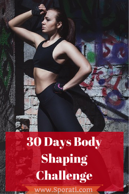 Start your 2017 with 30 days challenge