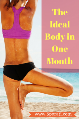the-ideal-body-in-one-month
