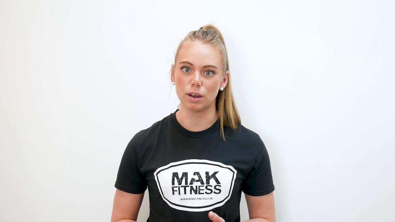 MAK Fitness | Athletes & Affiliates Program