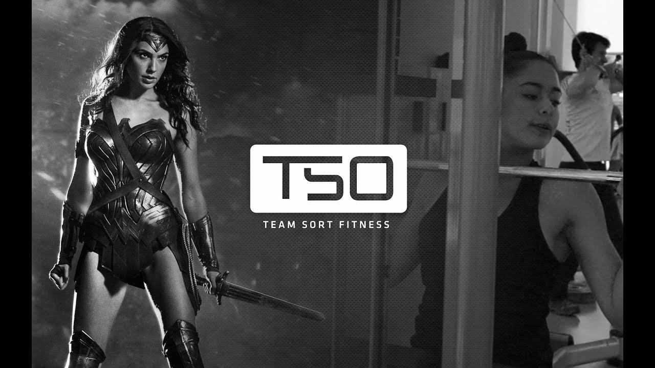 Wonder Woman Official Workout