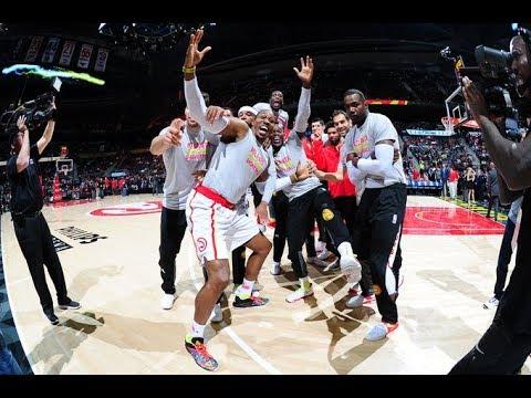 Atlanta Hawks' Top 10 Plays of the 2016-2017 NBA Season