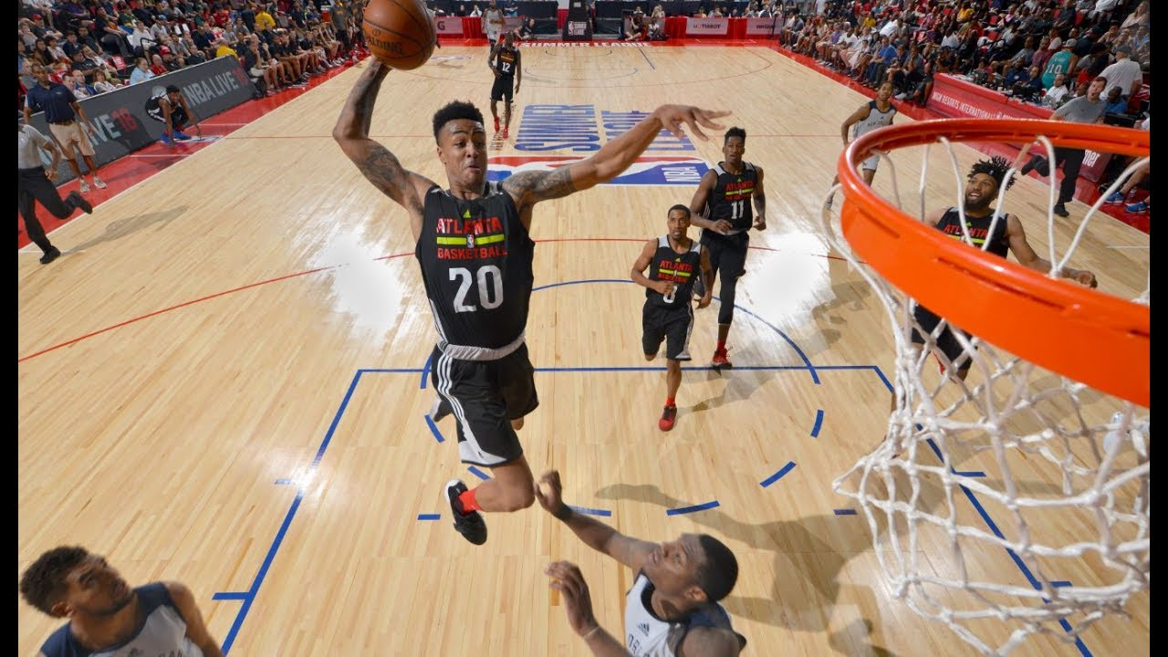 Full Highlights: Atlanta Hawks vs New Orleans Pelicans, MGM Resorts NBA Summer League | July 9
