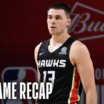 HAWKS vs SPURS   Atlanta Grabs Win to Close Out Summer   MGM Resorts NBA Summer League