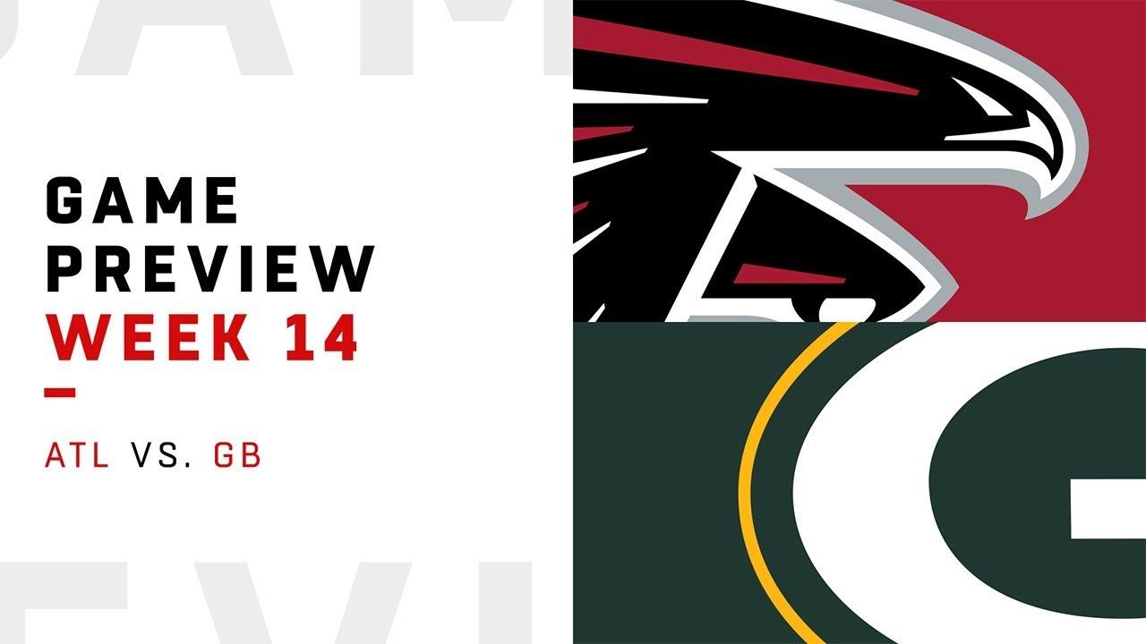 Atlanta Falcons vs. Green Bay Packers | Week 14 Game Preview | Pro Football Focus