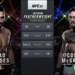 Free Fight: Conor McGregor vs Chad Mendes | UFC 189, 2015