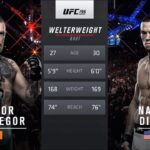 Free Fight: Nate Diaz vs Conor McGregor 1 | UFC 196, 2016