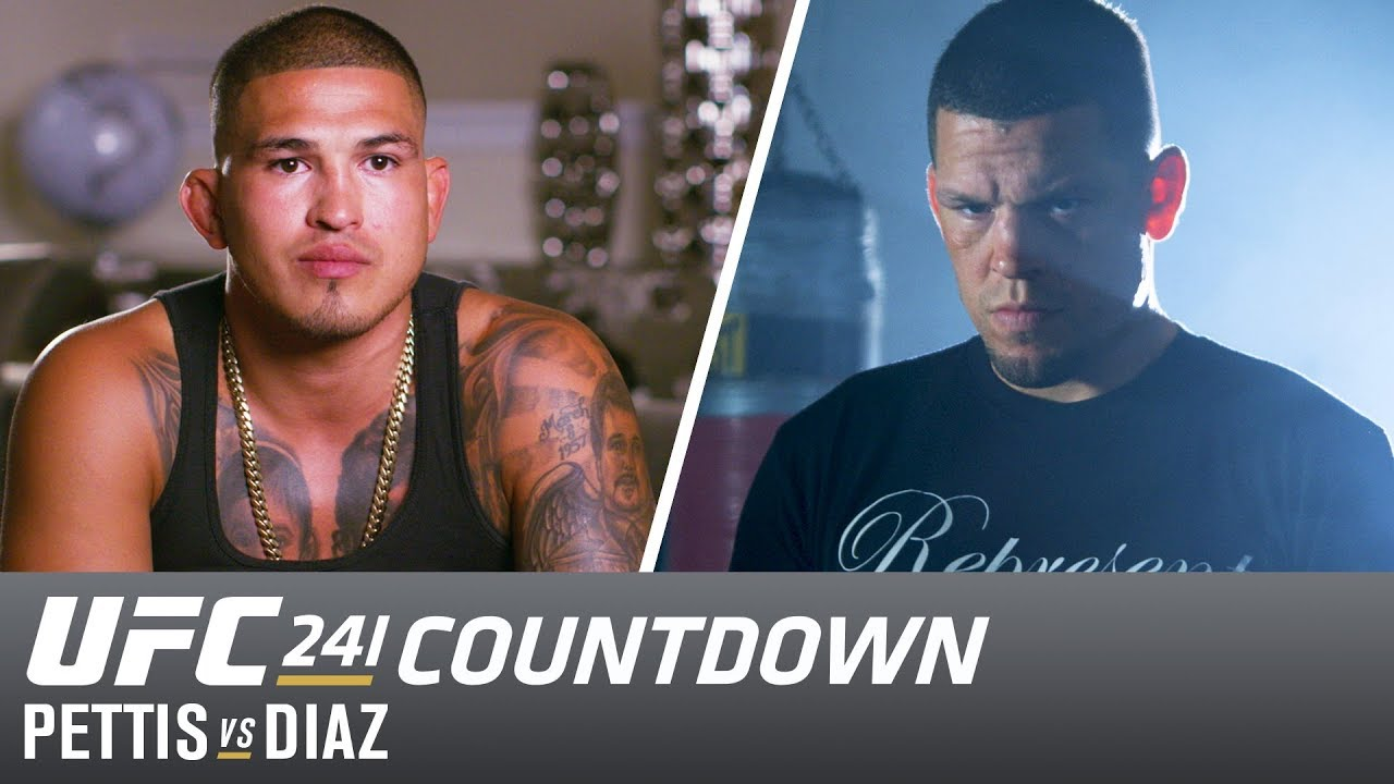 UFC 241 Countdown: Anthony Pettis vs Nate Diaz
