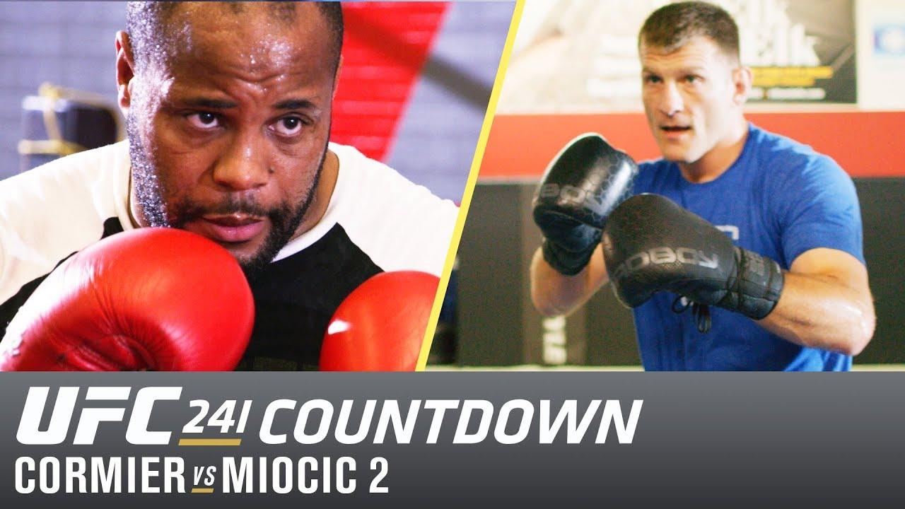 UFC 241 Countdown: Daniel Cormier vs Stipe Miocic 2