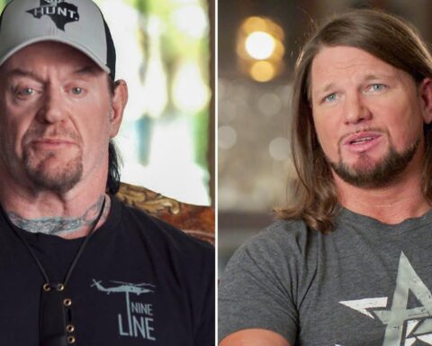 AJ Styles called Undertaker about possible WrestleMania match: Undertaker: The Last Ride sneak peek