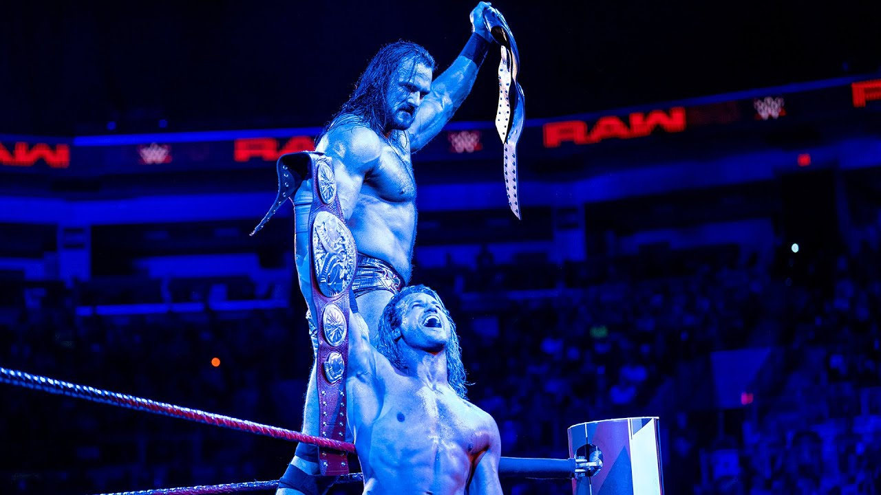The history of Drew McIntyre and Dolph Ziggler: WWE Playlist