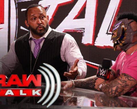 Why Rey Mysterio doesn't want Seth Rollins near Dominik: Raw Talk, June 22, 2020