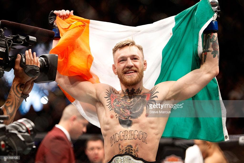 Conor McGregor UFC - Boxing