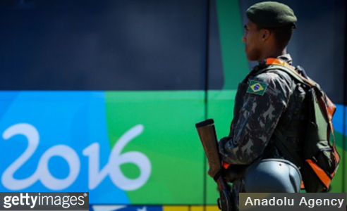 Olympics Rio 2016 Security