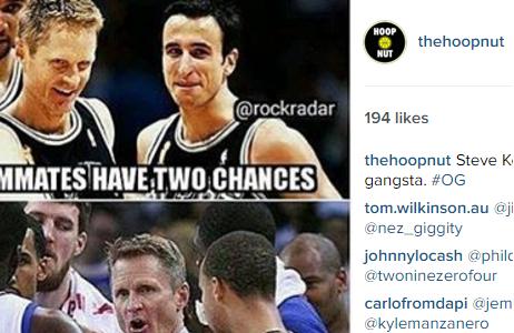 Steve Kerr 72 win NBA