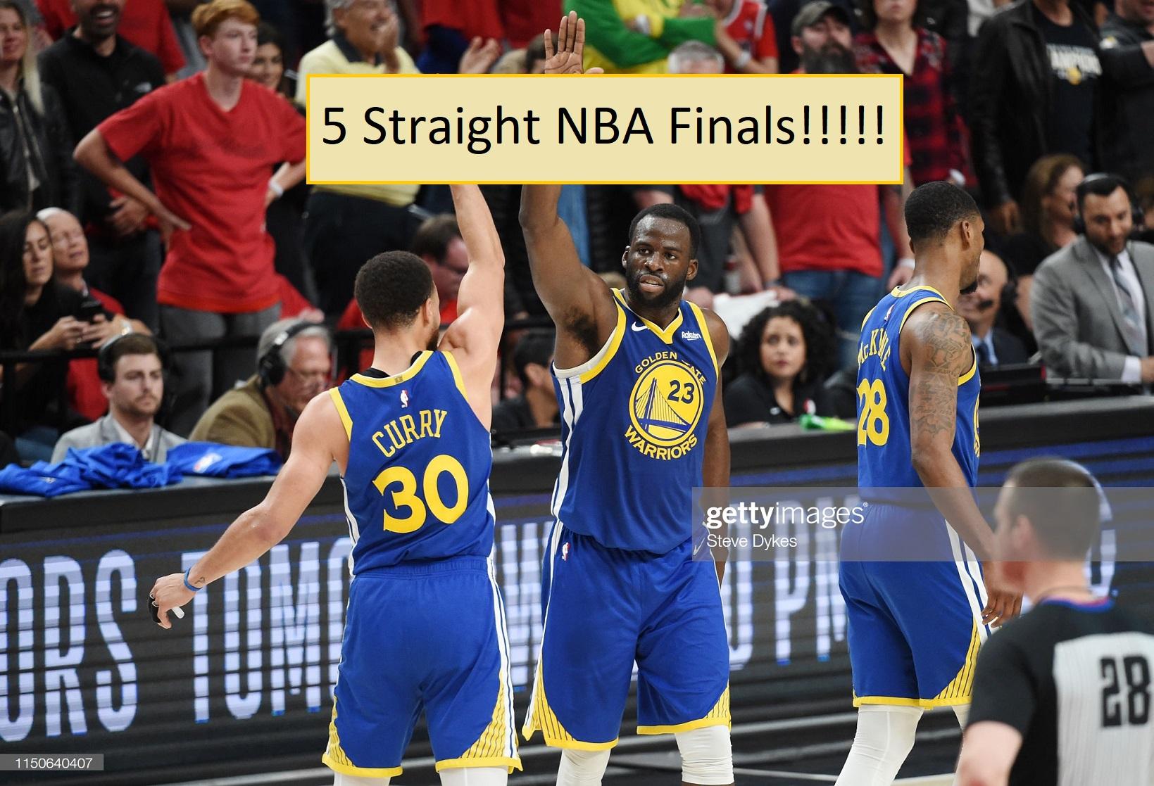 Golden State Warriors Vs Portland Trail Blazers