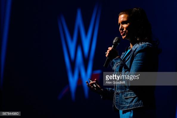 Stephanie McMahon Invites Rousey